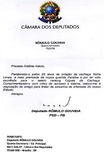 carta_Romulo_Gouvei_pelos_25anos_da_SerraLimpa__CAPA